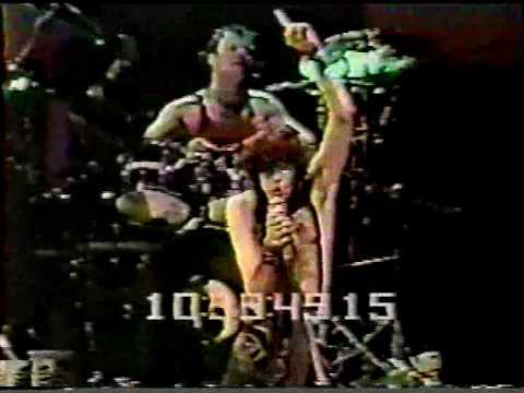 Aerosmith  Dream On  Oakland  31081984