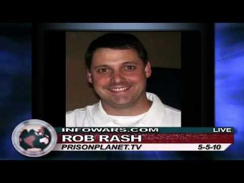 Rob Rash Uncovers FEMA'S Flood Insurance Fraud on Alex Jones Tv 1 2