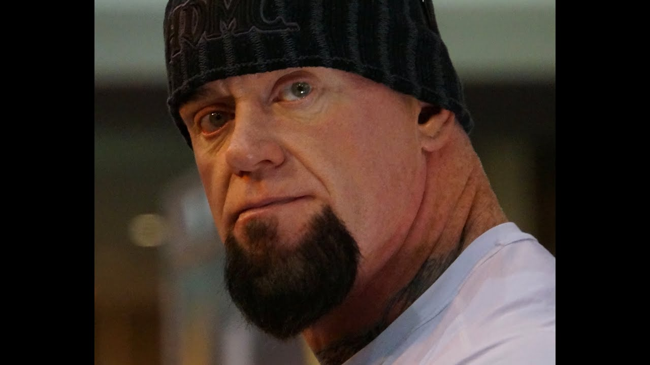 Undertaker on his tattoos - YouTube