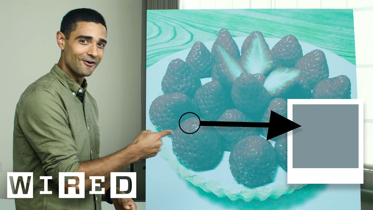 Why Your Brain Thinks These Strawberries Are Red | Science Of Illusions