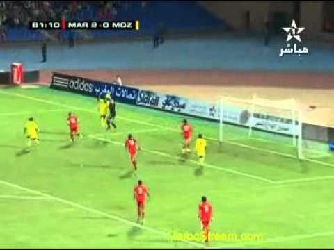 Maroc Vs Mozambique Part 4 @ MarocStream.de