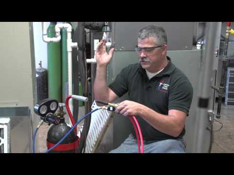 Handy Device Cleans HVAC Condensate Lines