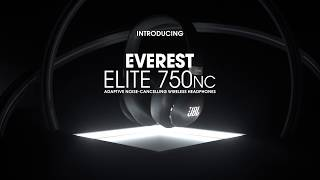 JBL Everest Elite 750 NC Wireless Over-Ear Headphones (EMEA)