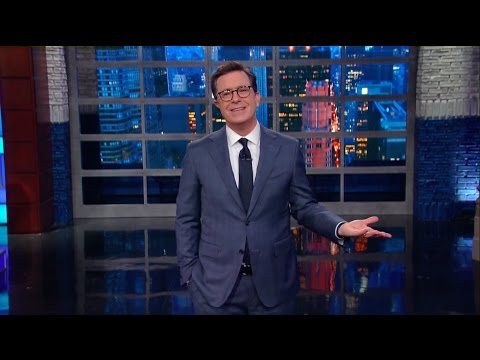 Stephen Colbert rips apart Donald Trump about Russia intelligence revelation