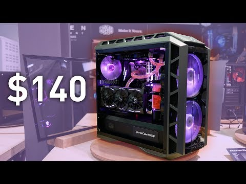 The Best Case of Computex 2017 $140: MasterCase H500P