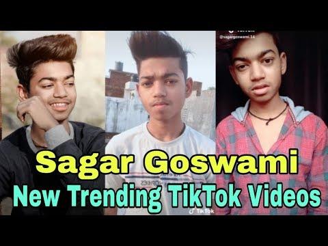 Sagar Goswami New Trending TikTok Videos | Sagar Goswami New TikTok  Video