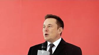 Tesla's Elon Musk Says 'We're Working on Ventilators'