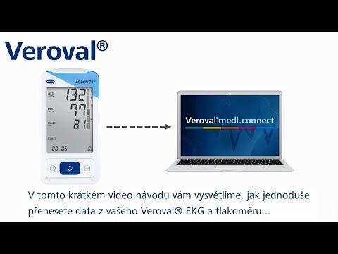 27b9b7e5f NÁVOD: Jak přenést data z Veroval® tlakoměru s EKG do softwaru medi.connect