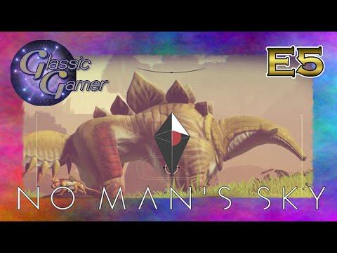 """NO MAN'S SKY! Gameplay E5""""BEST PLANET EVER!"""""""
