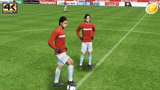 Citra 3DS Emulator - Pro Evolution Soccer 2011 3D Gameplay 4K 2160p (Canary Build - 33e81ef)