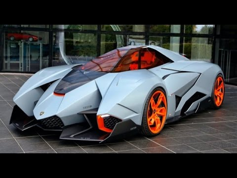 Future Concept Cars Of Lamborghini Coming 2020 Amazing