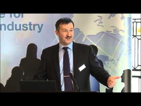 November Forum 2012 - European Court of Justice - Mike Stalley