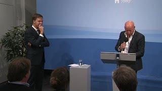 Frits Wester Neemt Persconferentie Over - Van Liempt Live