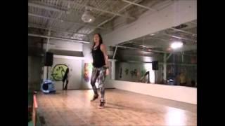 "Zumba®/Dance Fitness- 7min Warm Up ""Jill Go Party"" DJ Baddmixx"