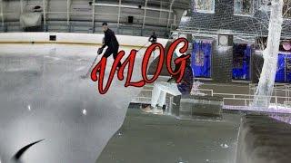 ВЛОГ: Четенькие выходные / Хоккей от первого лица