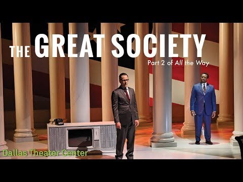 The Great Society (Teaser Trailer) | Dallas Theater Center