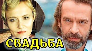 Первая жена Владимира Машкова актриса тайно вышла замуж за своего избранника