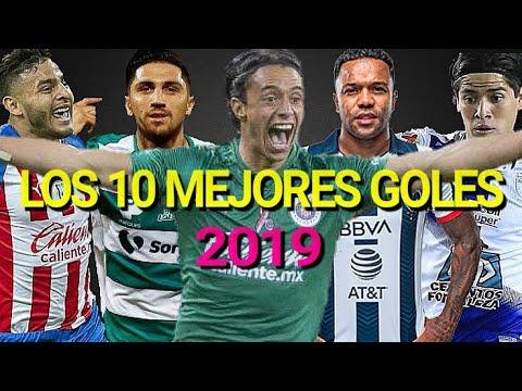 TOP 10 • MEJORES GOLES DEL APERTURA 2019 • LIGA MX.