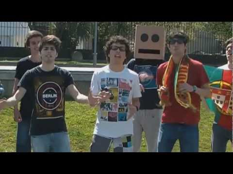"Party Rock Anthem - LMFAO - Paródia/Spoof - ""Passo o Dia A Trollar"""