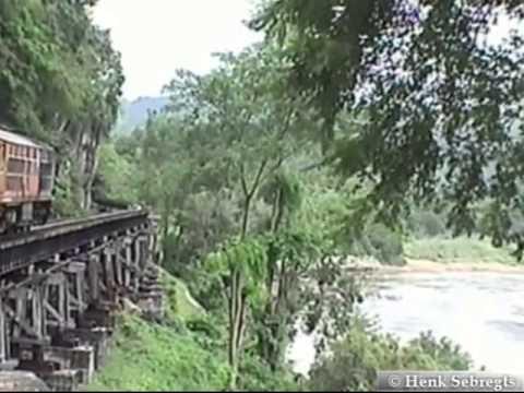 Burma Railway, Thailand