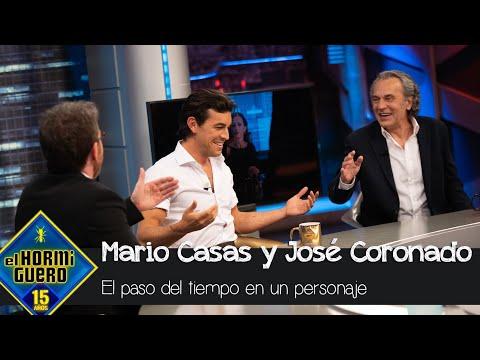 Pique entre Mario Casas y Pablo Motos en El Hormiguero