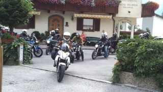 Das Aktivhotel Pension Central ist der Ideale Ausgangspunkt für Motoradtouren in Tirol und Südtirol