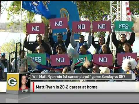 Sportsnation Visits The Yard 2011
