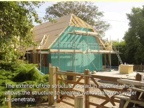 Scandia-Hus Timber Frame Construction Self Build
