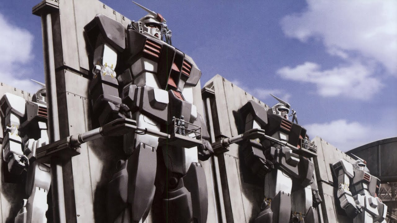 Download How Many Gundams Were in the OYW and More on Civie MS [Question of the Week]