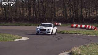 Bentley Continental GT3-R 2015 Videos