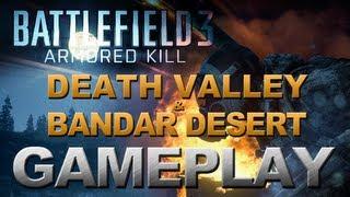 Battlefield 3 - Armored Kill - Conquest Gameplay - Death Valley & Bandar Desert (PC) 2560x1600