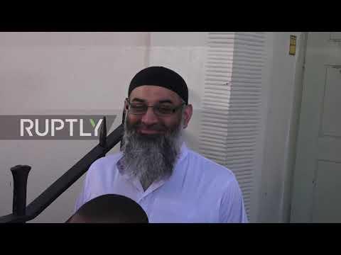 UK: Radical cleric Anjem Choudary released on probation
