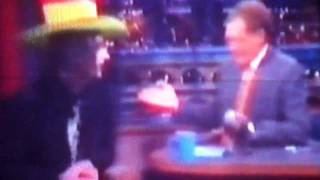 Boy George Interview & Performance on the 'Late Show' 1999