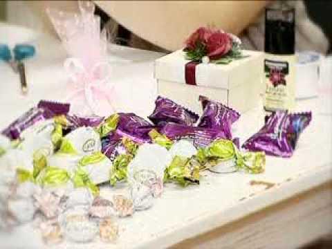 Подарки для гостей на свадьбу. Идеи для молодожёнов на канале .