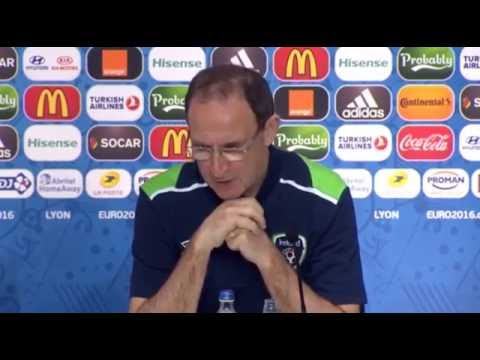 France v Republic of Ireland -  Post Match Presser Short - Martin O'Neill (26/6/16)