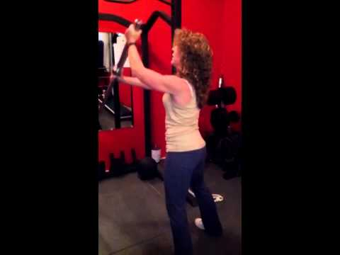 Bar Twists to trim your waist w/ Pure Symmetry Fitness