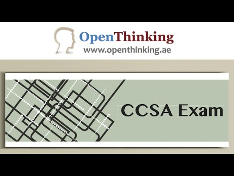 Certification in Control Self Assessment (CCSA) - YouTube
