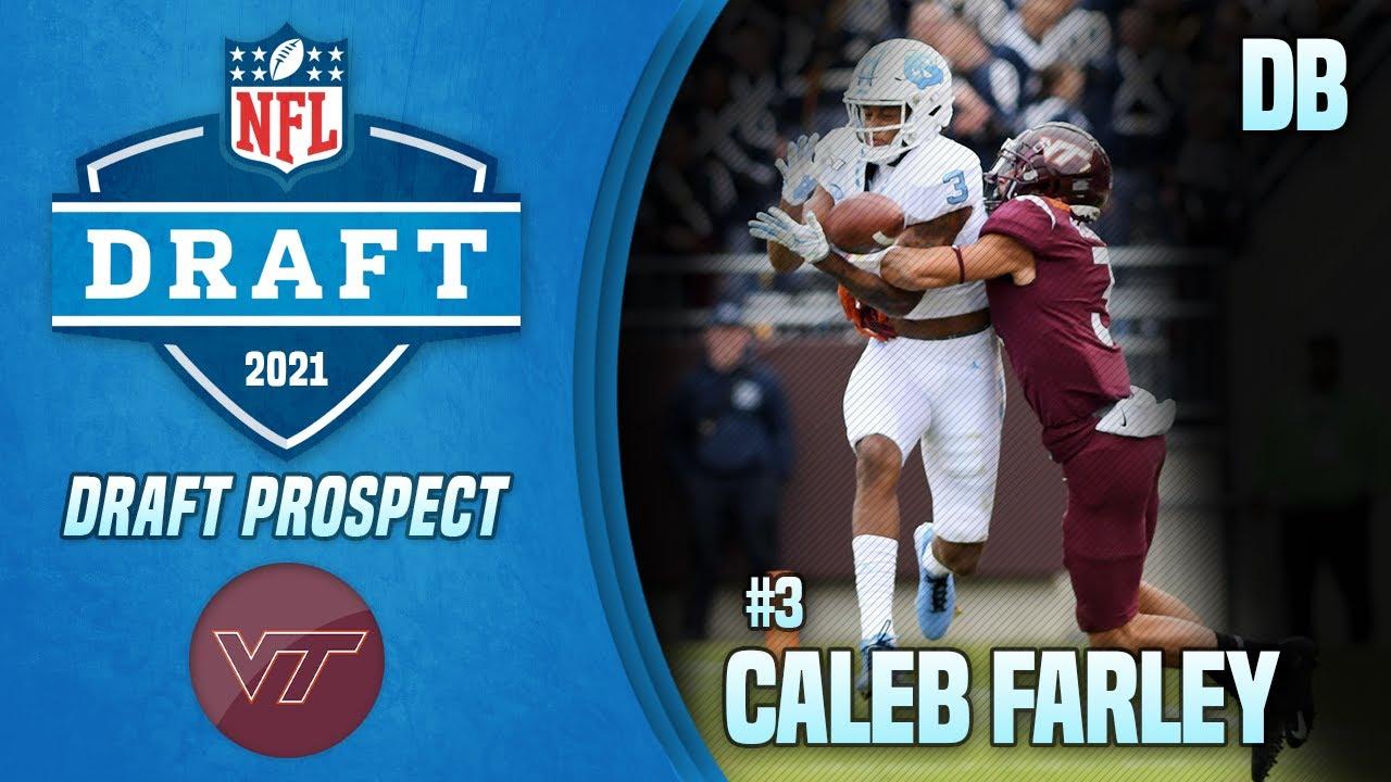 Caleb Farley | CB | Virginia Tech | 2020 NFL Draft Profile
