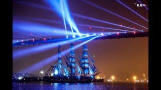 Крылья Востока 2018 Владивосток полное представление!!! 4K