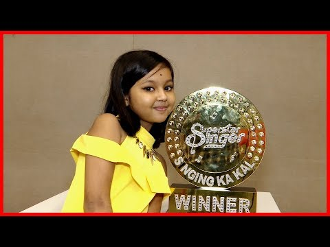 Preeti Bhattacharjee SuperStar Singer Winner - Telly Bytes