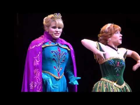 30th Video of Frozen Live at the Hyperion at Disney California Adventure  (10/15/17 12pm Show)
