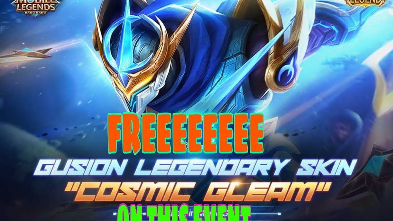 FREE LEGEND SKIN ON THIS EVENT