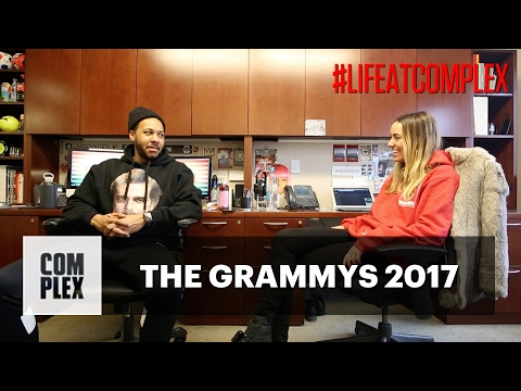 COMPLEX EMPLOYEES PICK GRAMMY WINNERS! | #LIFEATCOMPLEX