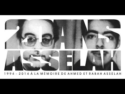 System DZ du 06/03/2013 : A la mémoire d'Ahmed et Rabah Asselah. 20 ans