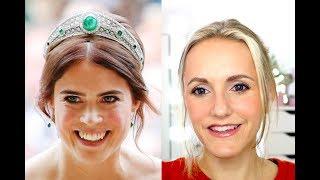 Princess Eugenie Wedding Makeup Look