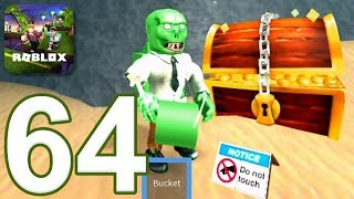 ROBLOX - Gameplay Walkthrough Part 64 - Treasure Hunt (iOS, Android)
