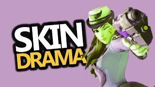 New Skin Drama (Overwatch News)
