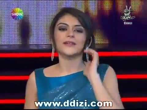 O Ses Türkiye Fatma İşcan Ben İnsan Değilmiyim 1.1.2012