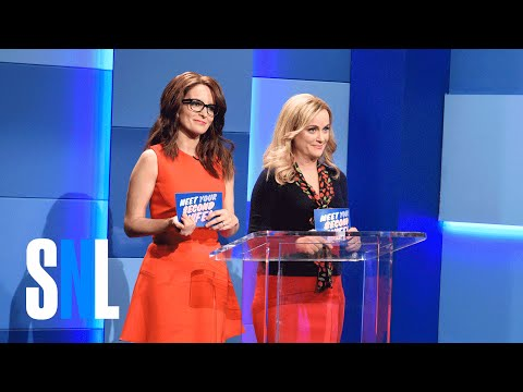 Meet Your Second Wife - SNL