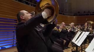 Matthias Georg Kendlinger dirigiert Strauß im KKL Luzern (Trailer)